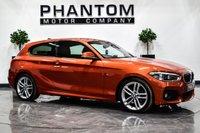 USED 2016 16 BMW 1 SERIES 1.5 116D M SPORT 3d 114 BHP