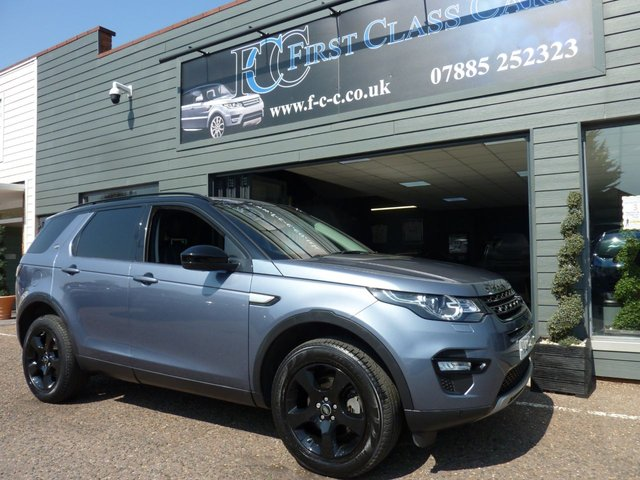 2017 67 LAND ROVER DISCOVERY SPORT 2.0 TD4 HSE 5d 150 BHP