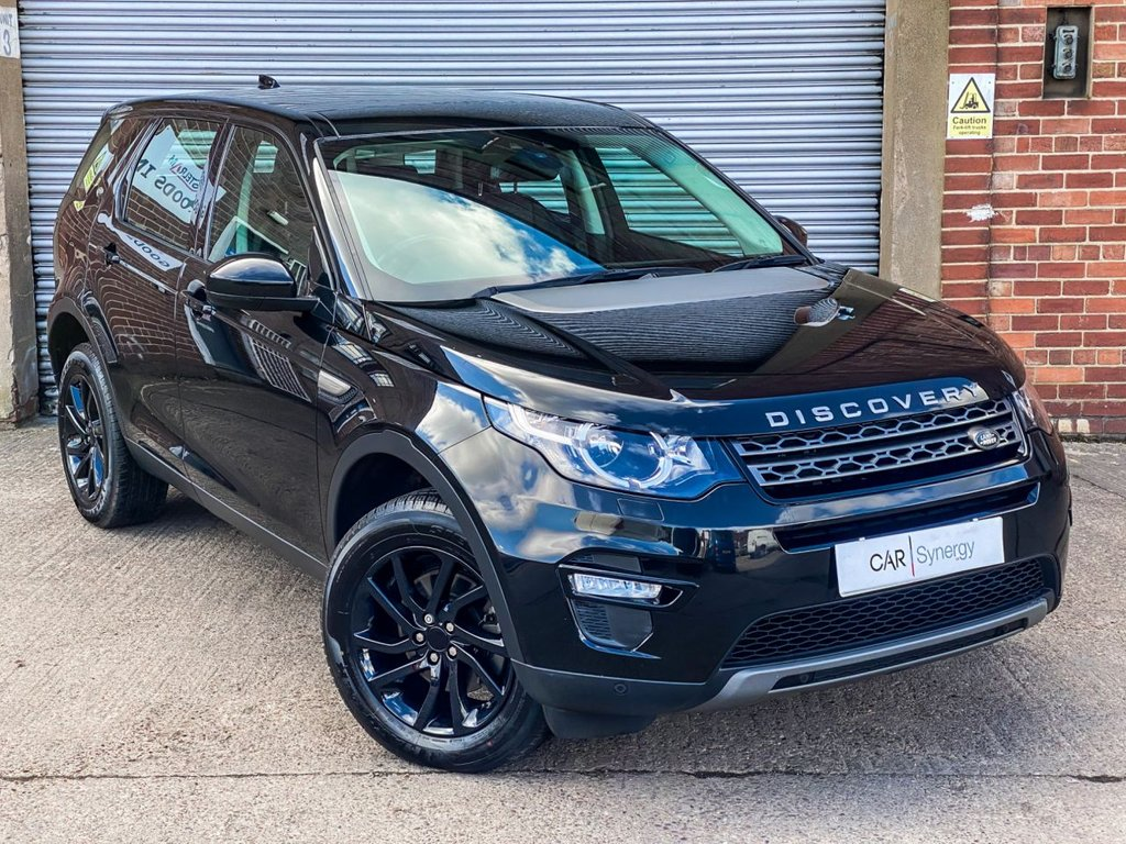 USED 2018 18 LAND ROVER DISCOVERY SPORT 2.0 TD4 SE TECH 5d 180 BHP