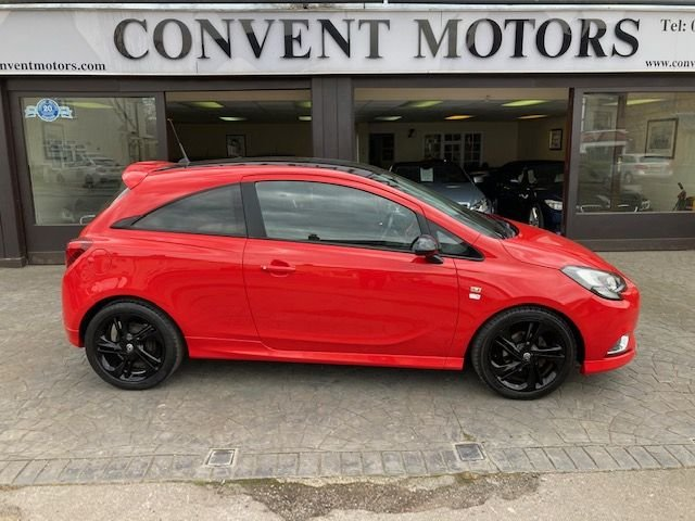 USED 2015 64 VAUXHALL CORSA 1.4 LIMITED EDITION 3d 89 BHP