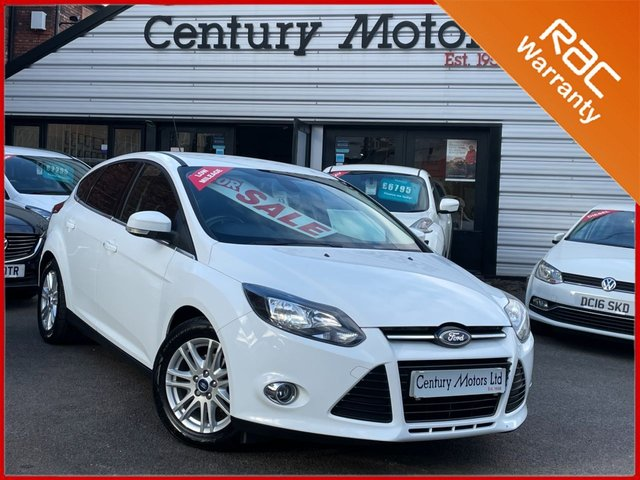 2013 13 FORD FOCUS 1.6 TDCI Titanium 5dr - APPEARANCE PACK
