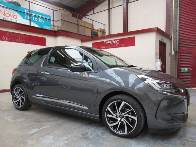 USED 2016 66 DS DS 3 1.6 BlueHDi Prestige (s/s) 3dr ***39000 MILES F/S/H***
