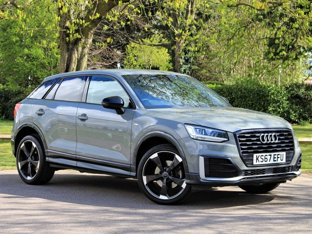 USED 2018 67 AUDI Q2 1.4 TFSI CoD Edition 1 (s/s) 5dr £289 PCM With £2099 Deposit