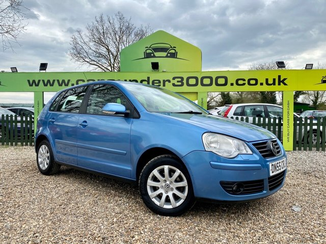 USED 2005 55 VOLKSWAGEN POLO 1.4 SE 5d 74 BHP