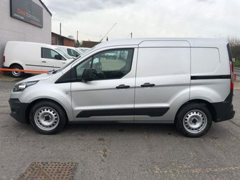 2017 FORD TRANSIT CONNECT 1.5 TDCi 200 L1 5dr £9950.00