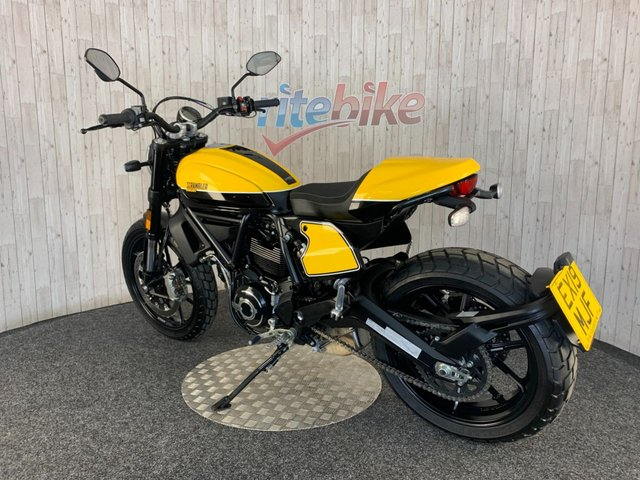 DUCATI Scrambler 800 at Rite Bike