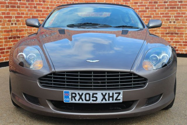 ASTON MARTIN DB9 at Derby Trade Cars