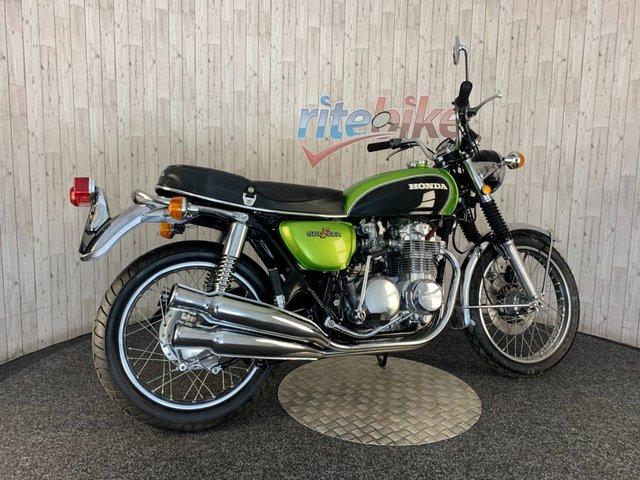 HONDA CB500 at Rite Bike