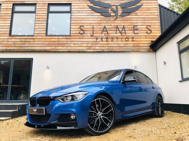 2018 18 BMW 3 SERIES 2.0 330E M SPORT 4d AUTO 181 BHP