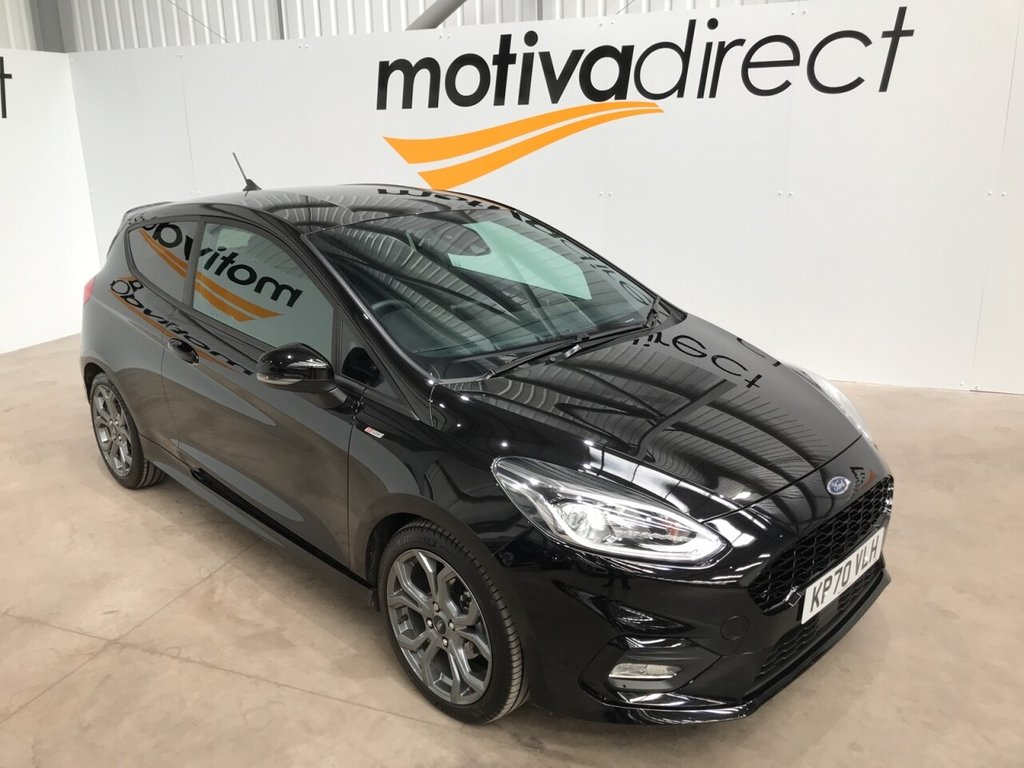 USED 2020 70 FORD FIESTA 1.0 ST-LINE EDITION 3d 94 BHP