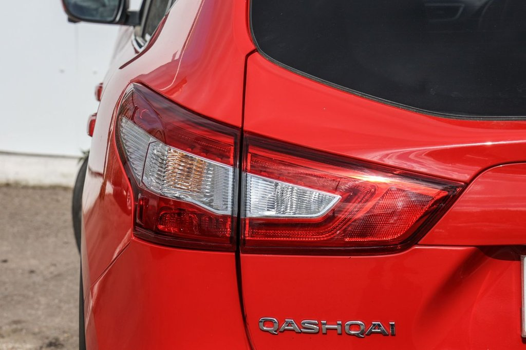 USED 2017 17 NISSAN QASHQAI 1.2 TEKNA DIG-T XTRONIC 5d 113 BHP