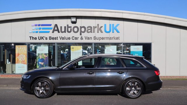 USED 2012 12 AUDI A6 2.0 AVANT TDI SE 5d 175 BHP LOW DEPOSIT OR NO DEPOSIT FINANCE AVAILABLE . COMES USABILITY INSPECTED WITH 30 DAYS USABILITY WARRANTY + LOW COST 12 MONTHS ESSENTIALS WARRANTY AVAILABLE FROM ONLY £199 (VANS AND 4X4 £299) DETAILS ON REQUEST. ALWAYS DRIVING DOWN PRICES . BUY WITH CONFIDENCE . OVER 1000 GENUINE GREAT REVIEWS OVER ALL PLATFORMS FROM GOOD HONEST CUSTOMERS YOU CAN TRUST .