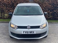 USED 2011 61 VOLKSWAGEN POLO 1.2 S 5d RECENTLY SERVICED, MOT UNTIL APRIL 2022, ELECTRIC WINDOWS, LOW INSURANCE GROUP