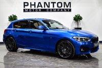 USED 2017 17 BMW 1 SERIES 1.5 116D M SPORT 5d 114 BHP