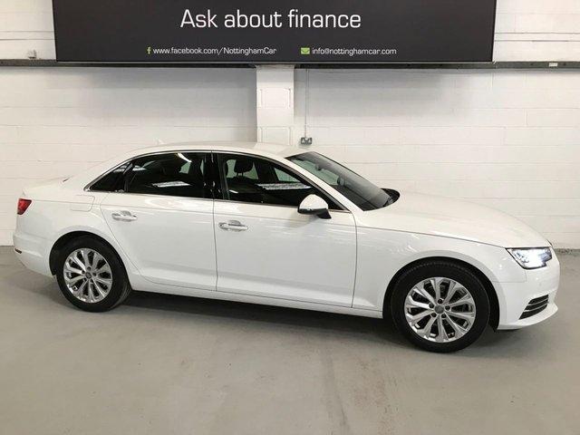 USED 2018 67 AUDI A4 1.4 TFSI SE 4d 148 BHP