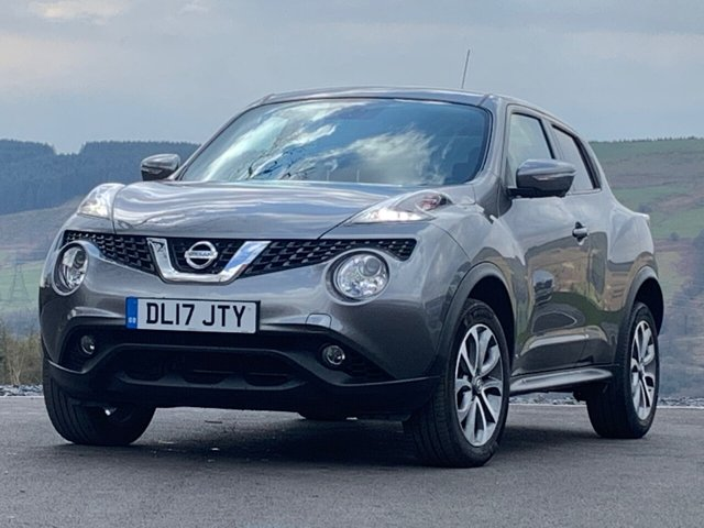 NISSAN JUKE at PFF Cars