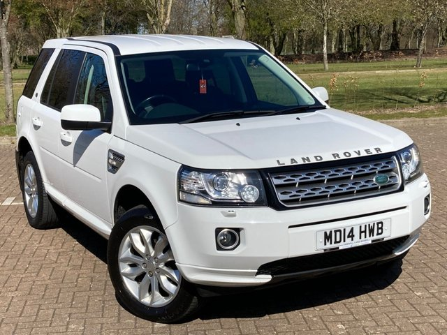 USED 2014 14 LAND ROVER FREELANDER 2 2.2 TD4 XS 5d 150 BHP