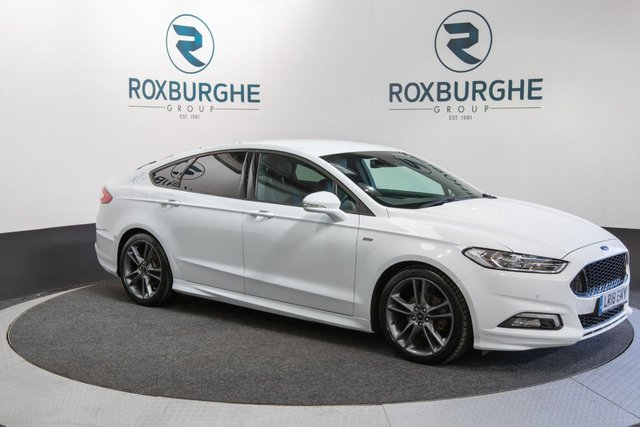 USED 2018 18 FORD MONDEO 2.0 ST-LINE X TDCI 5DR