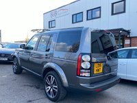 USED 2015 15 LAND ROVER DISCOVERY 3.0 SDV6 HSE LUXURY 5d AUTO 255 BHP