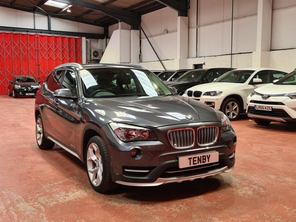 USED 2014 14 BMW X1 2.0 XDRIVE20D XLINE 5d AUTO 181 BHP
