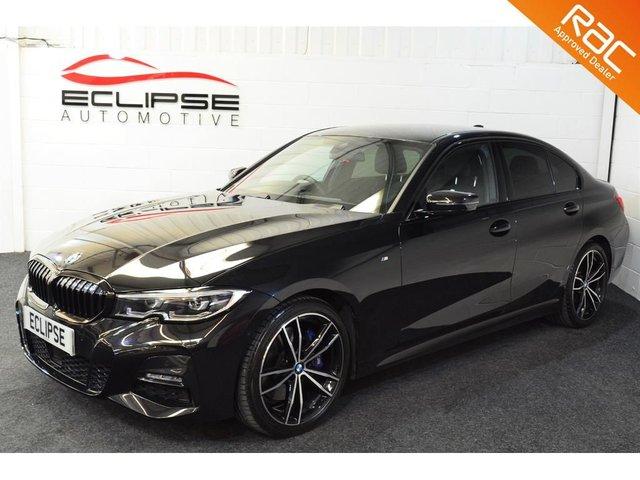 2019 19 BMW 3 SERIES 2.0 320D XDRIVE M SPORT 4d AUTO 188 BHP