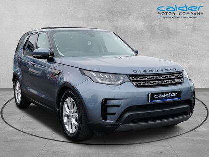 USED 2018 18 LAND ROVER DISCOVERY 2.0 SD4 SE 5d 237 BHP COMMERCIAL