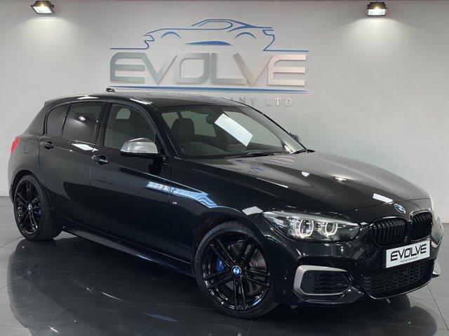 2018 18 BMW 1 SERIES 3.0 M140I SHADOW EDITION 5d 335 BHP
