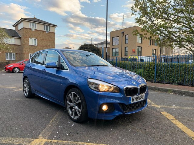 2018 18 BMW 2 SERIES 1.5 225XE PHEV M SPORT ACTIVE TOURER 5d 134 BHP