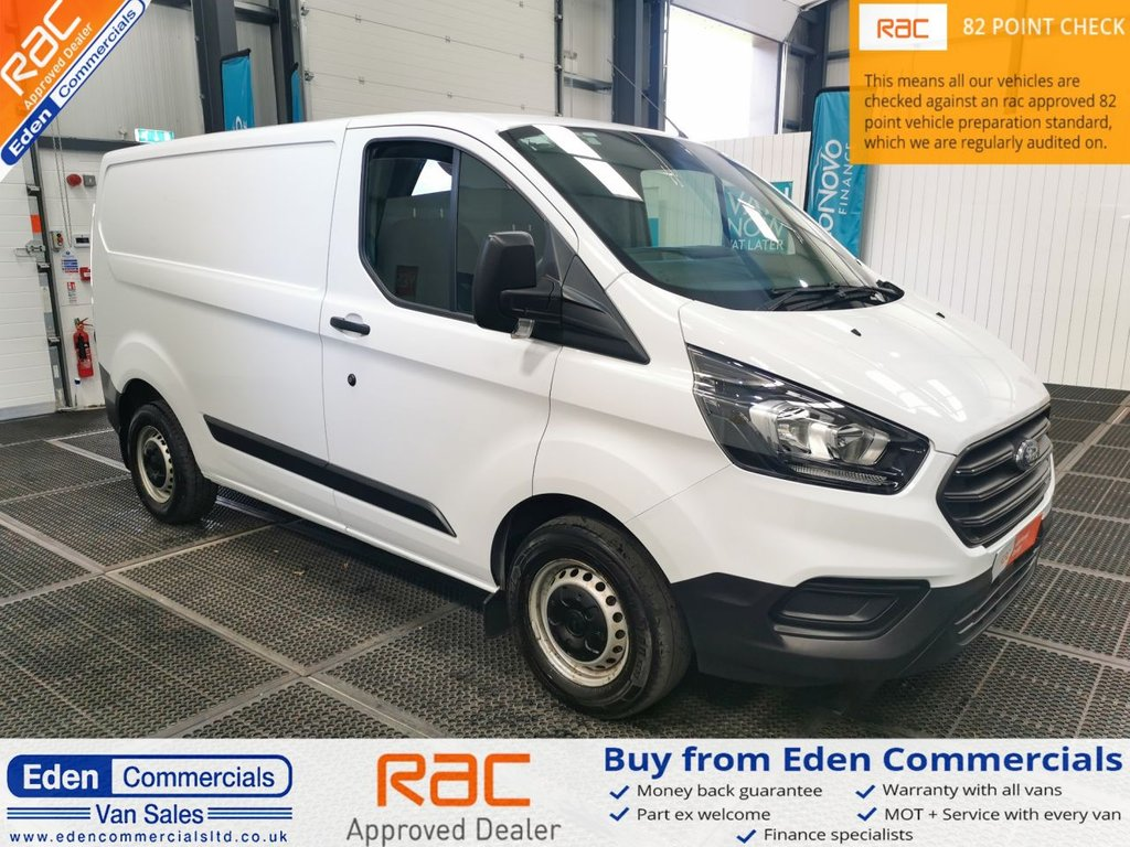 USED 2018 18 FORD TRANSIT CUSTOM 2.0 300 BASE