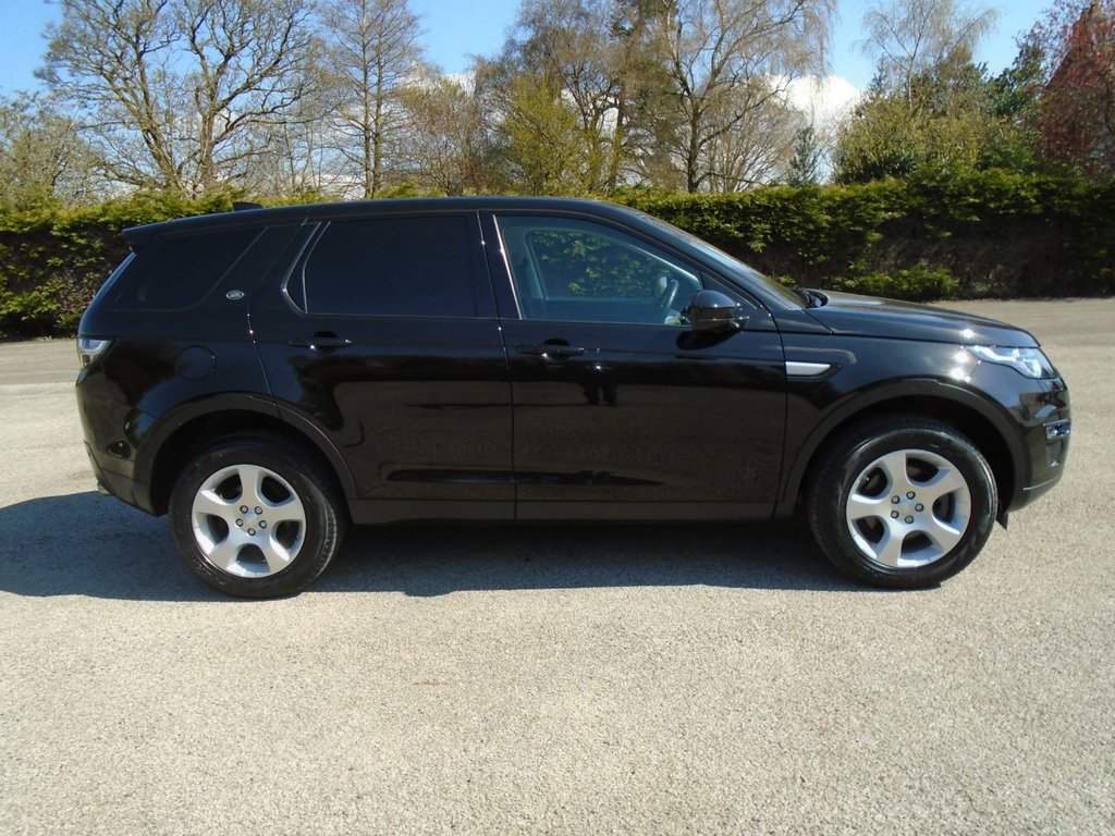 Manual LAND ROVER DISCOVERY SPORT