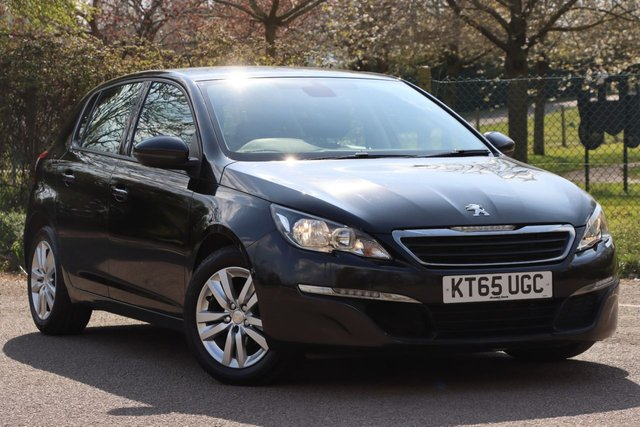 USED 2016 65 PEUGEOT 308 1.6 BLUE HDI S/S ACTIVE 5d 100 BHP