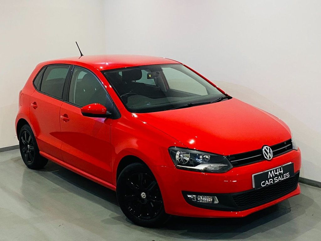 USED 2014 14 VOLKSWAGEN POLO 1.2 MATCH EDITION 5d 59 BHP Isofix / Aux / Central locking / Alloy Wheels / Bluetooth