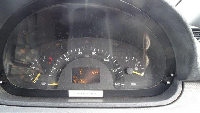 USED 2006 55 MERCEDES-BENZ VITO 2.1 111 CDI COMPACT SWB 109 BHP 1 YEAR MOT