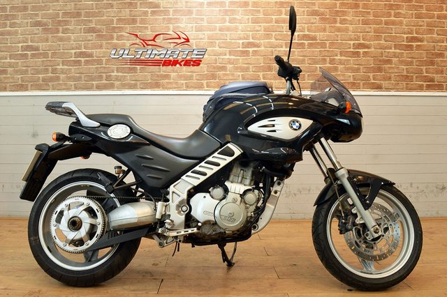 USED 2003 03 BMW F650 CS  - FREE DELIVERY AVAILABLE