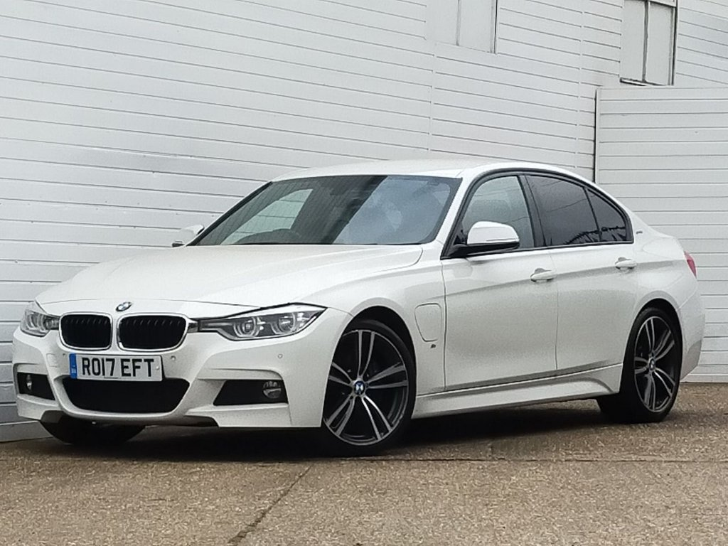 USED 2017 17 BMW 3 SERIES 2.0 330E M SPORT 4d 181 BHP Buy Online Moneyback Guarantee