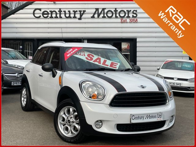 2011 61 MINI COUNTRYMAN 1.6 ONE (Pepper Pack) 5dr - UPGRADE ALLOYS