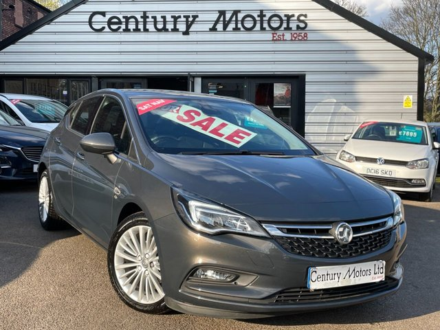 2016 66 VAUXHALL ASTRA 1.6 CDTi ELITE NAV 5dr - UPGRADE ALLOYS