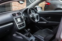 USED 2013 13 VOLKSWAGEN SCIROCCO 2.0 TDI BLUEMOTION TECHNOLOGY 2d 140 BHP