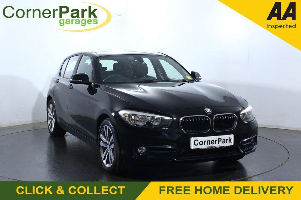 USED 2017 67 BMW 1 SERIES 1.5 118I SPORT 5d 134 BHP