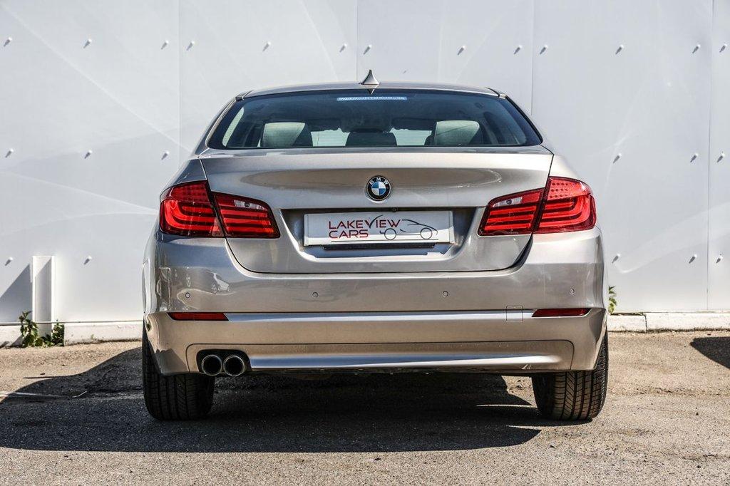 USED 2011 11 BMW 5 SERIES 2.0 520D SE 4d 181 BHP