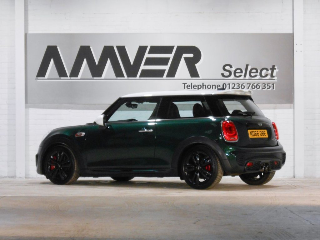 USED 2016 66 MINI HATCH JOHN COOPER WORKS 2.0 JOHN COOPER WORKS 3d 228 BHP