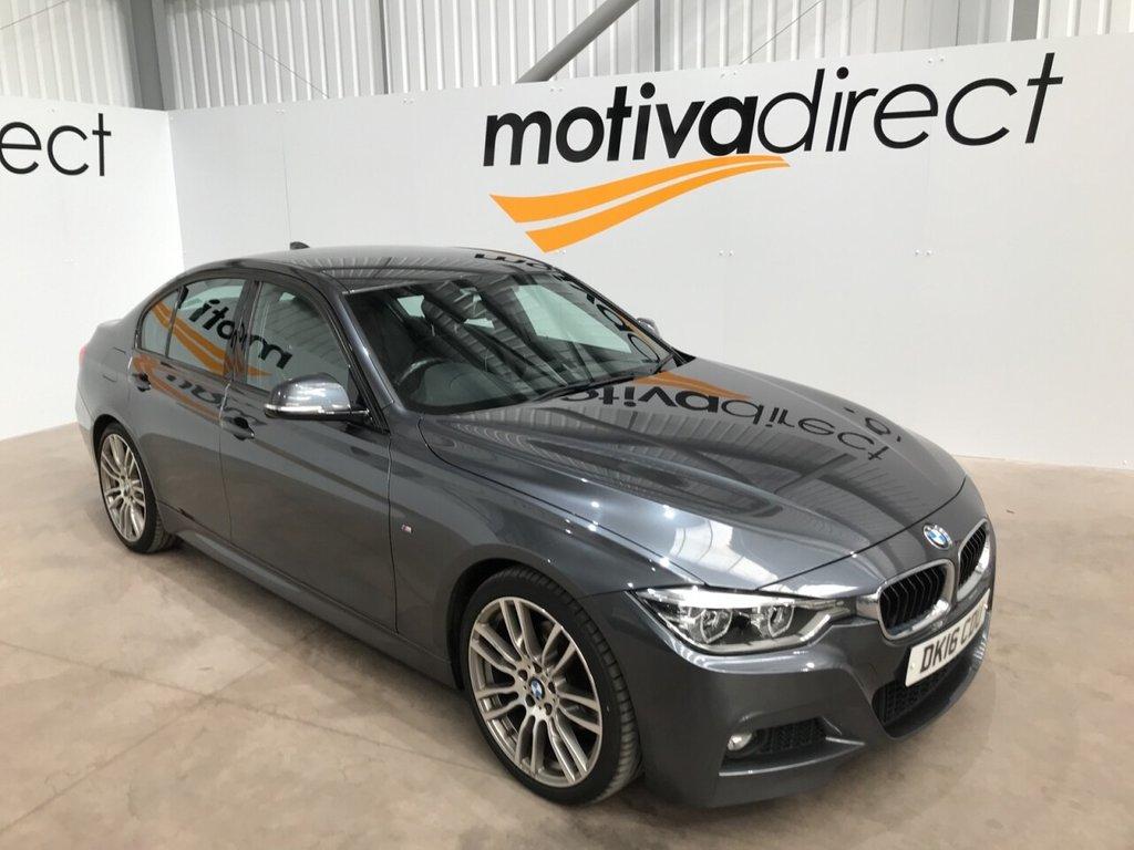 USED 2016 16 BMW 3 SERIES 2.0 320D M SPORT 4d 188 BHP