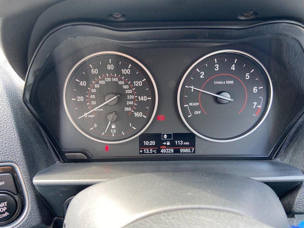 USED 2013 13 BMW 1 SERIES 1.6 118I M SPORT 5d 168 BHP