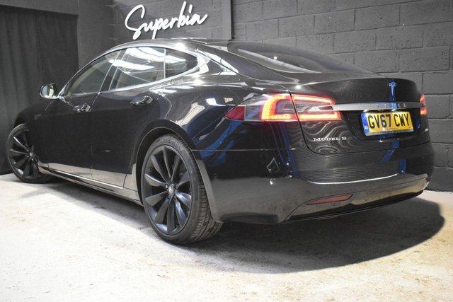 TESLA MODEL S at Superbia Automotive