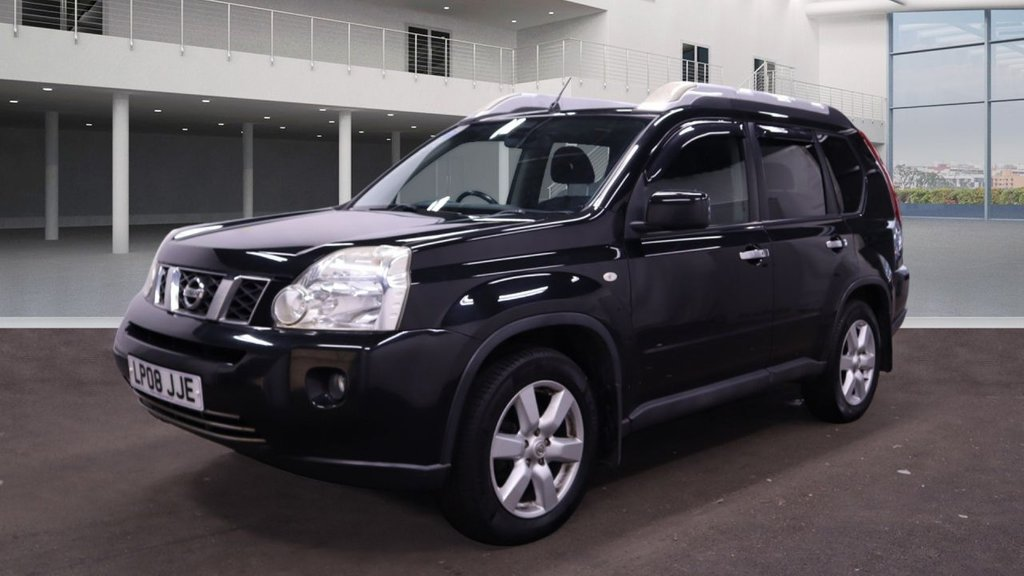 USED 2008 08 NISSAN X-TRAIL 2.0 ARCTIX EXPEDITION DCI 5d 148 BHP * NAVIGATION *17 INCH ALLOYS * MOT OCT * 11 SERVICES * PANORAMIC ROOF *