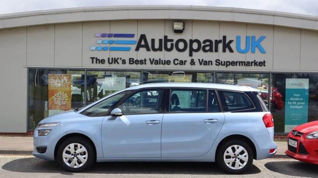 USED 2014 14 CITROEN C4 GRAND PICASSO 1.6 E-HDI AIRDREAM VTR PLUS 5d 113 BHP LOW DEPOSIT OR NO DEPOSIT FINANCE AVAILABLE . COMES USABILITY INSPECTED WITH 30 DAYS USABILITY WARRANTY + LOW COST 12 MONTHS ESSENTIALS WARRANTY AVAILABLE FROM ONLY £199 (VANS AND 4X4 £299) DETAILS ON REQUEST. ALWAYS DRIVING DOWN PRICES . BUY WITH CONFIDENCE . OVER 1000 GENUINE GREAT REVIEWS OVER ALL PLATFORMS FROM GOOD HONEST CUSTOMERS YOU CAN TRUST .