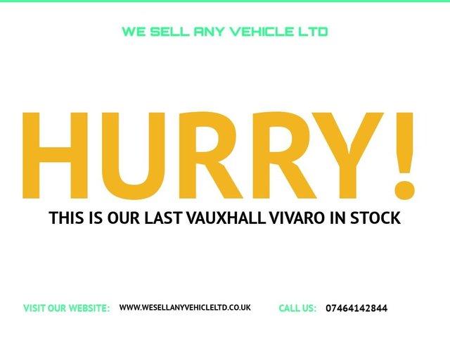 USED 2006 56 VAUXHALL VIVARO 1.9 2900CDTI LWB 100 BHP LONG MOT