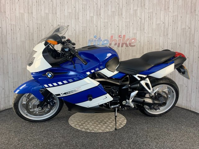 BMW K1200S at Rite Bike