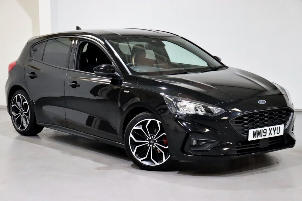 USED 2019 19 FORD FOCUS 1.5 ST-LINE X TDCI 5d 119 BHP