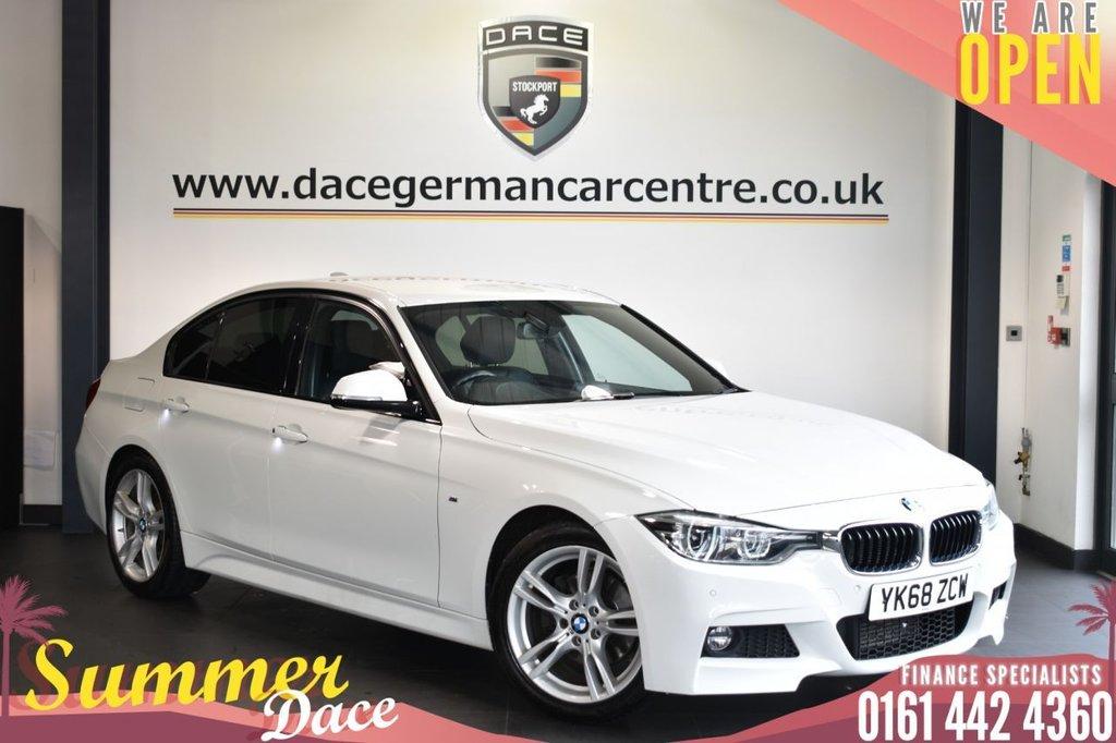USED 2019 68 BMW 3 SERIES 2.0 320D M SPORT 4DR AUTO 188 BHP